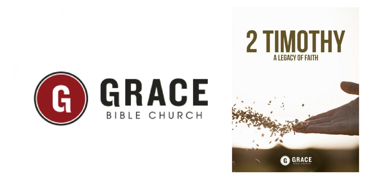 2 Timothy – A Legacy of Faith
